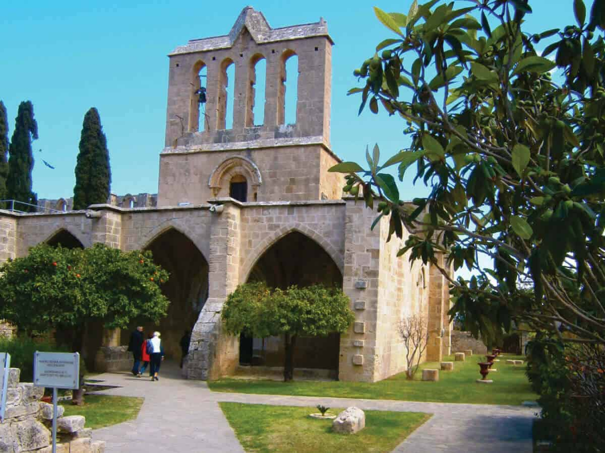 Bellapais Abbey - North Cyprus
