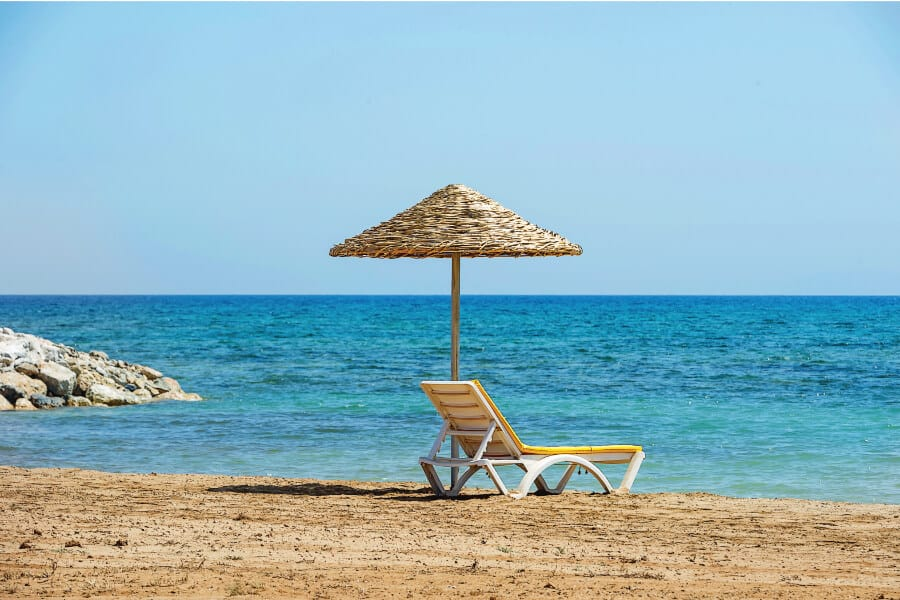 Breath Taking Beach - North Cyprus Property