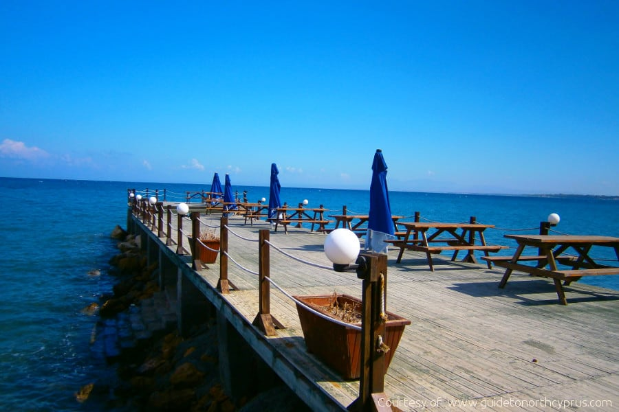 Gemikonagi Pier - North Cyprus