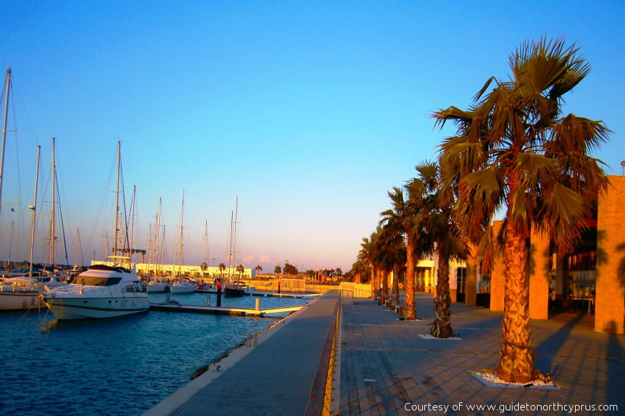 Karpaz Gate Marina - North Cyprus