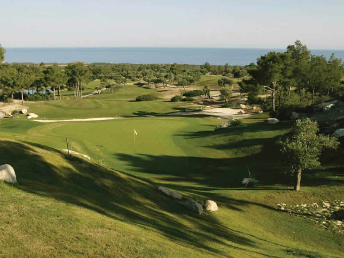 Korineum Golf Course - North Cyprus