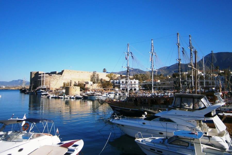 Kyrenia-Girne-North-Cyprus